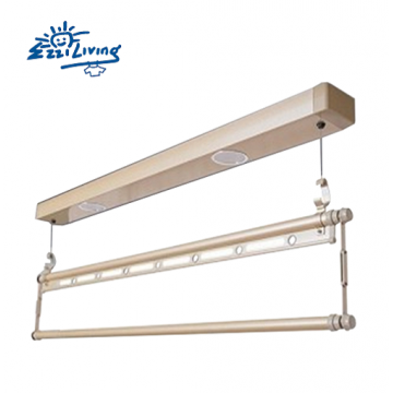EZ Slim Electric Clothes Drying Rack [Automated]